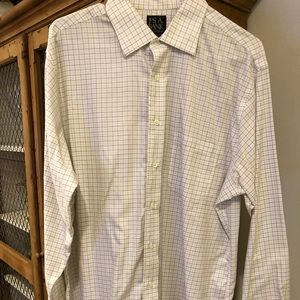Jos. A Bank Men's button down dress shirt